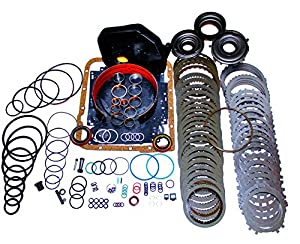 1. World Wide Parts 4L60E Transmission Rebuild Kit Heavy Duty Master Kit with 3-4 Power-pack
