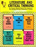 Literature and Critical Thinking, Patty Carratello, 1557343594