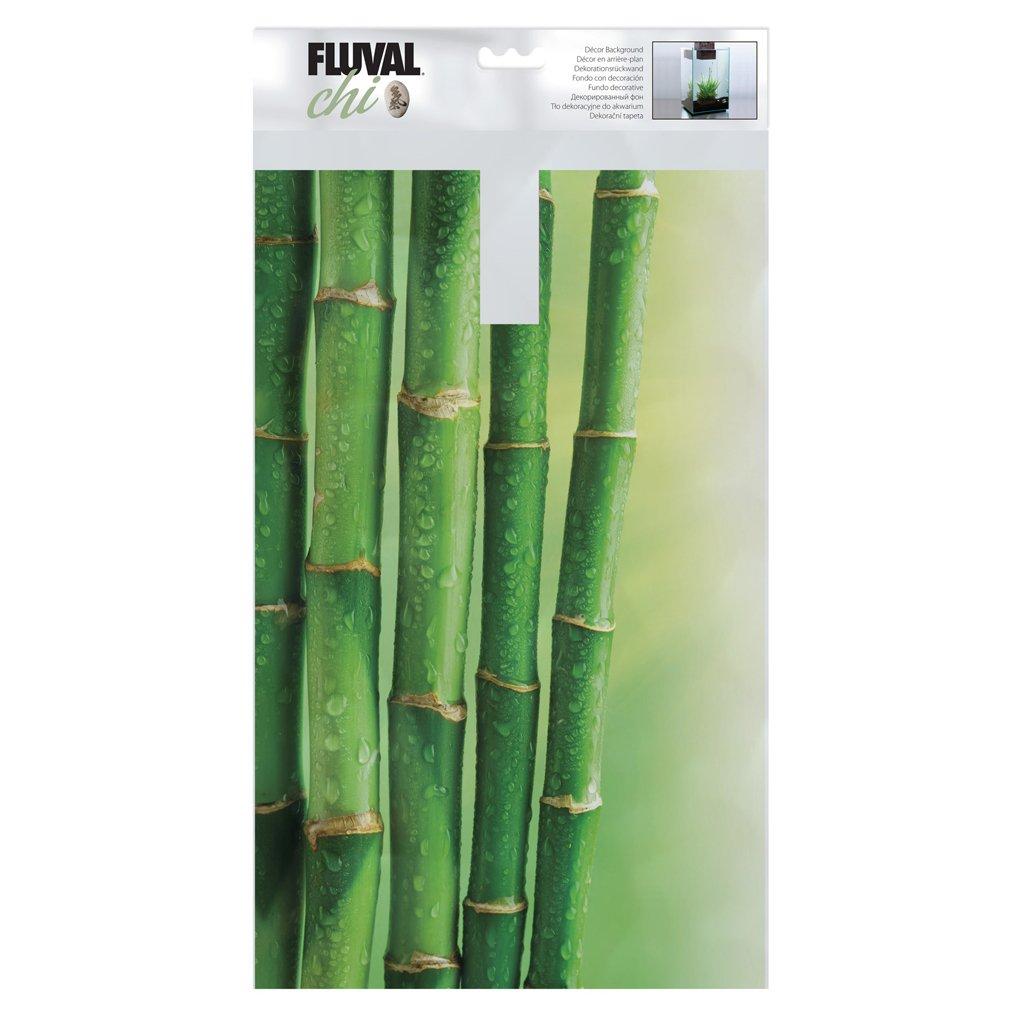 Fluval Chi Aquarium Background-Bamboo 11794