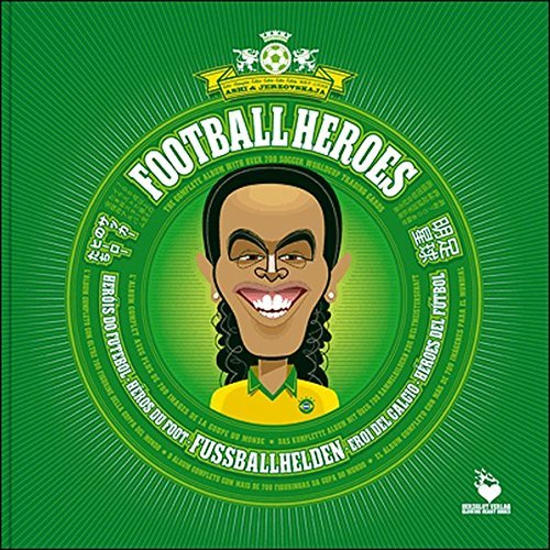 Football Heroes: The Complete Album With Over 700 Soccer Trading Cards by Ashi (2006-03-01)
