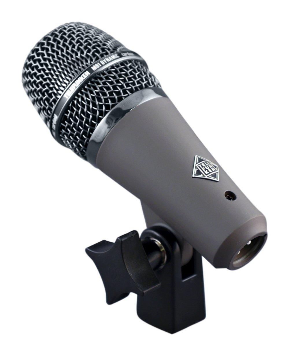 Telefunken M81-SH Dynamic Microphone by Telefunken