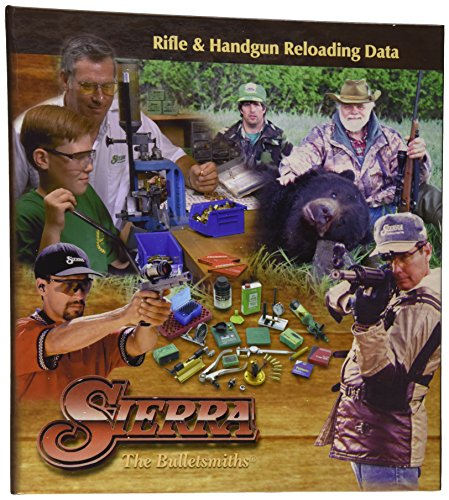 Sierra Rifle Handgun Reloading Manual