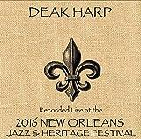 Deak Harp - Live at JazzFest 2016