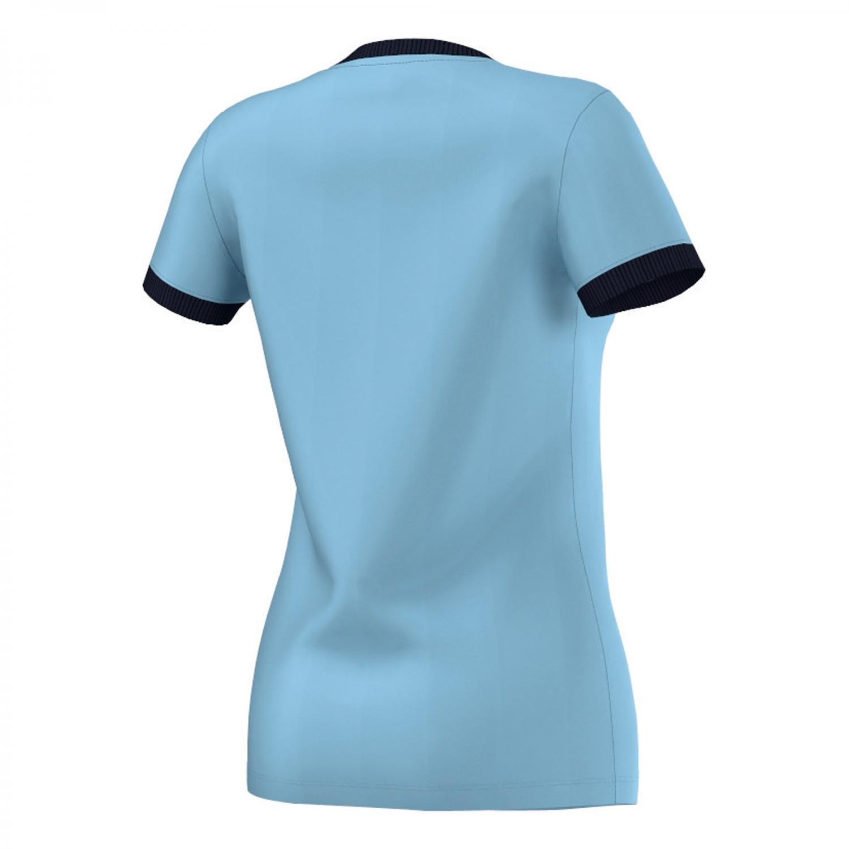 adidas Originals - Camiseta - para mujer Azul Argentina Blue Talla ...