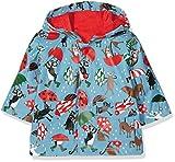 Hatley Baby Boys' Classic Printed Raincoat, Raining Dogs, 12-18 Months