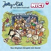 Jolly Mäh auf dem Festival! | Karl-Heinz March, Marcell Gödde