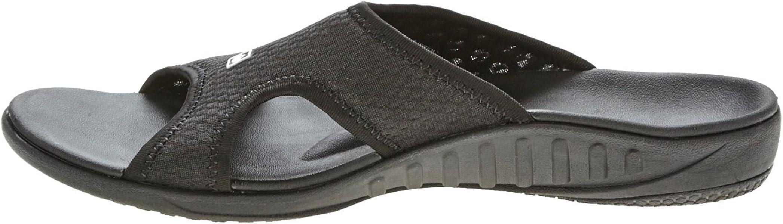 9857c0b8032de Amazon.com  Spenco Men s Kholo Breeze Black 7 D US  Shoes