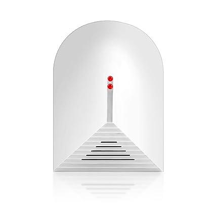 Golden Seguridad Detector de Rotura de Cristal inalámbrico para Sistema de Alarma de Seguridad