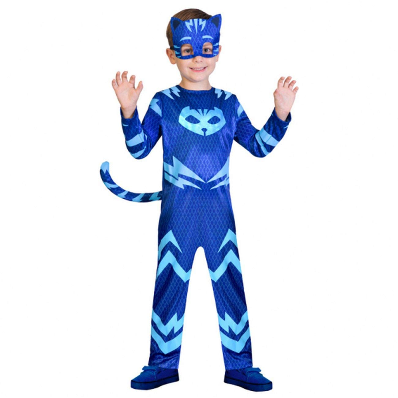 Azul Amscan pjmasques yoyo-Catboy Deguisement 9902952