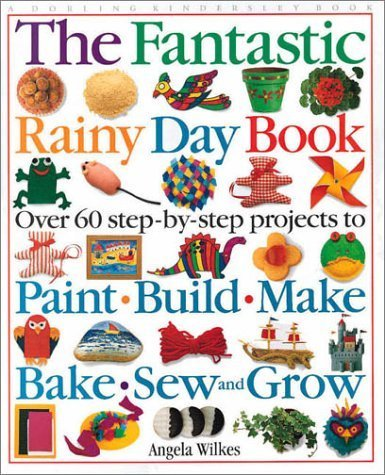 Fantastic Rainy Day Book by Wilkes, Angela (1996) Hardcover