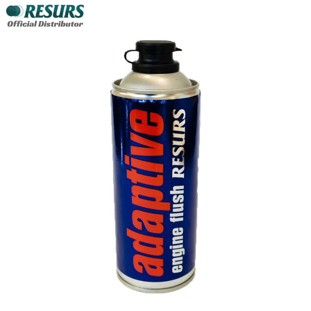Resurs Adaptive Engine Flush 350 ml Engine Cleanser/Engine Cleaner/Adaptive Flush/Flush Before Oil Change by Resurs