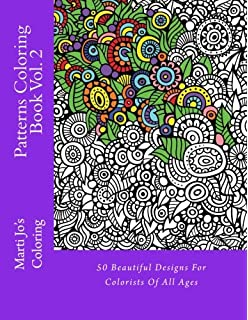 Doodle Coloring Book Marti Jos Coloring 9781496144133 Amazon