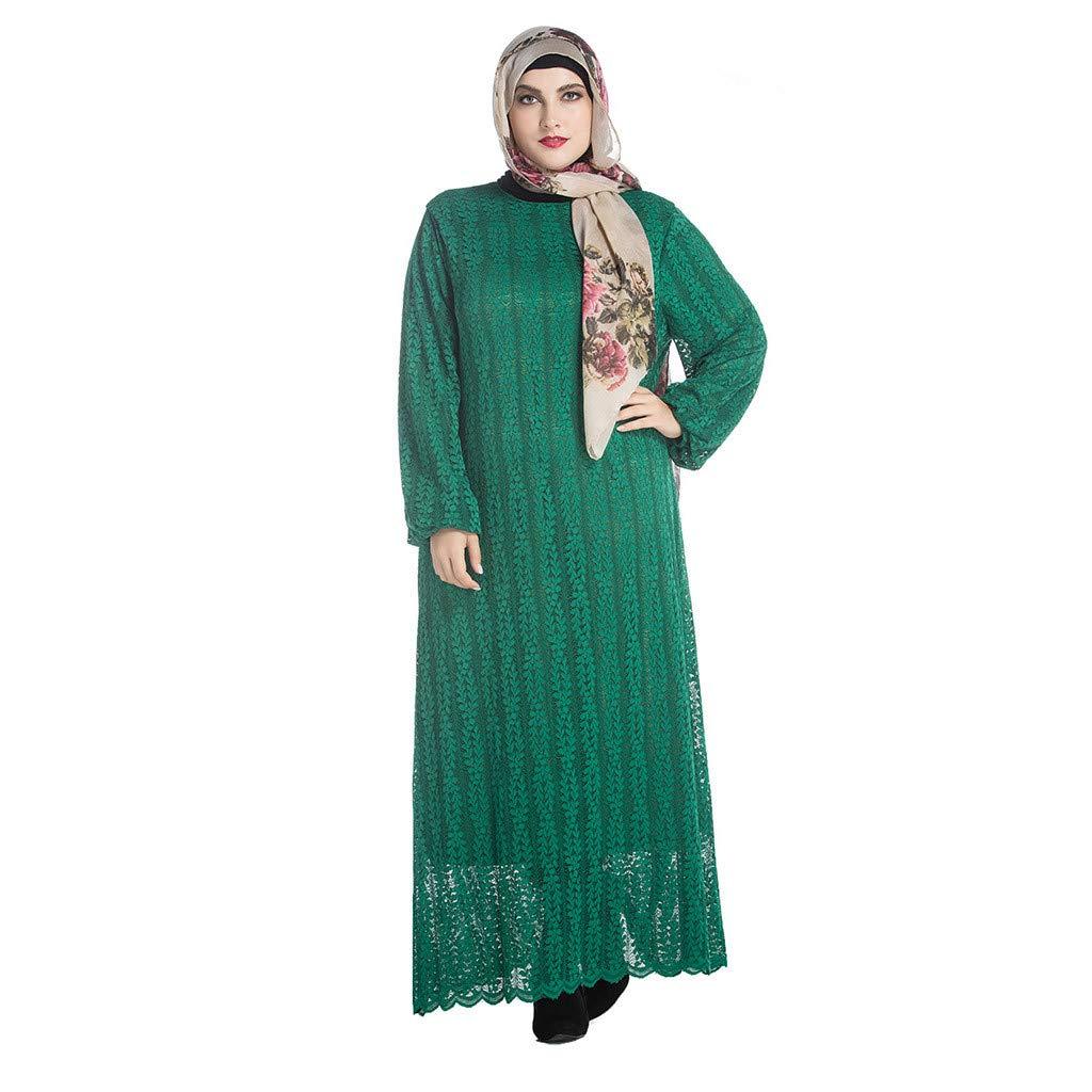 Women's One-Piece Prayer Dress Prayer Garment Abaya Jellaba Islamic Clothing Hijab for Hajj Umrah, Muslim Women's One-Piece Prayer Dress Abaya Ihram Set for Hajj Umrah by Yuege Dress
