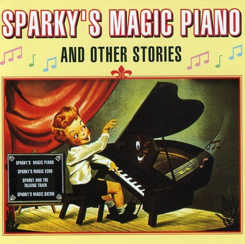 Sparky`S Magic Piano -  Sparky