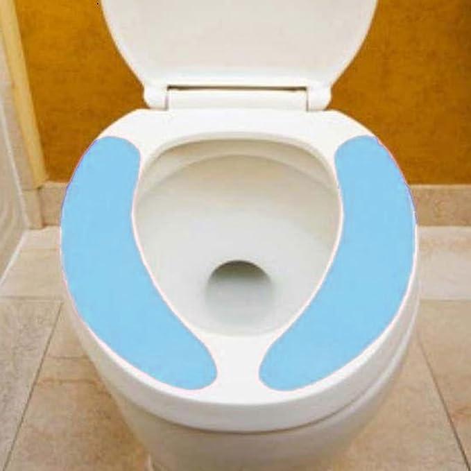 Amazon.com: eDealMax baño de asiento de inodoro Closestool ...
