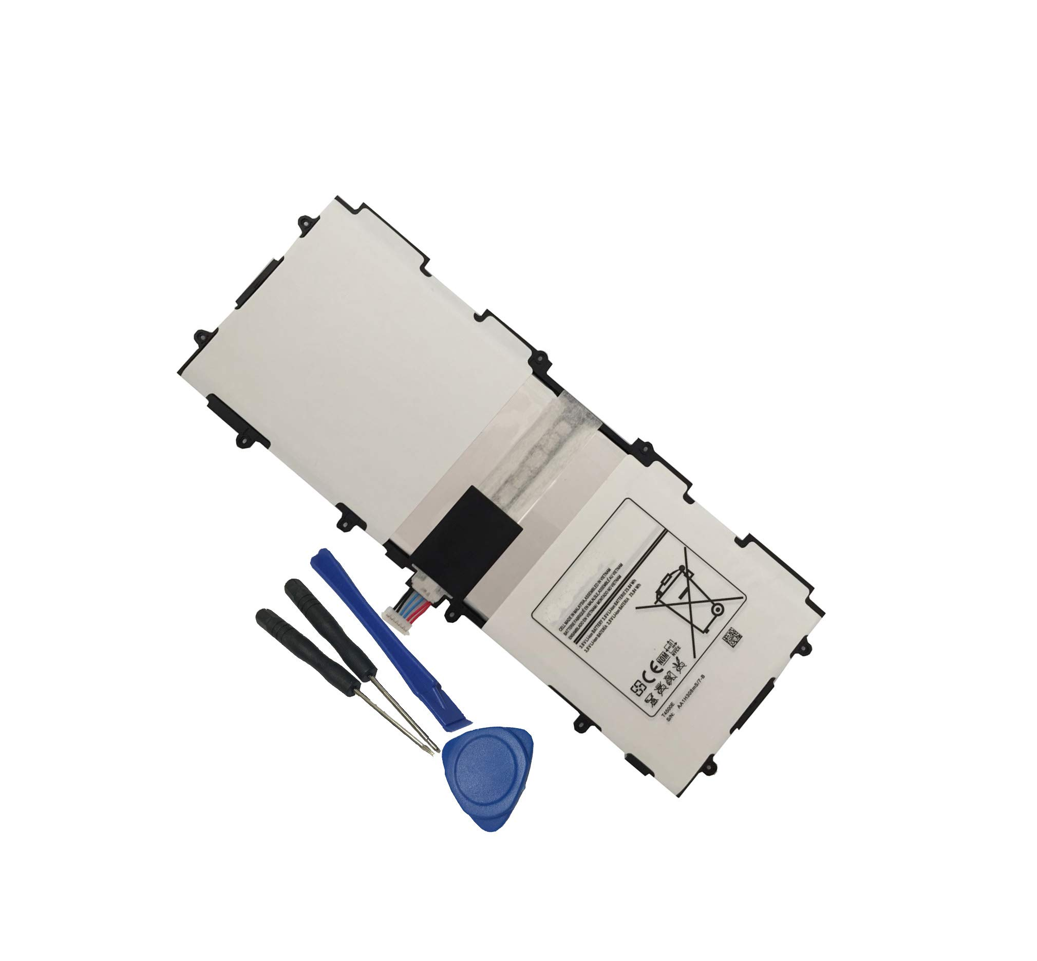 Bateria Tablet T4500e Para Samsung Tab 3 10.1 Gt-p5210 P5200
