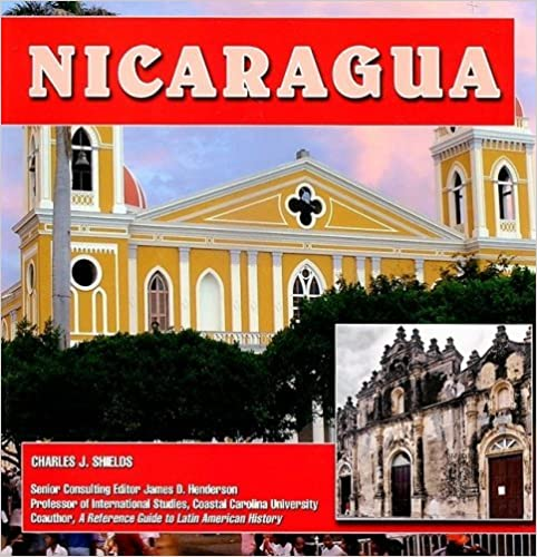 Book Nicaragua (Central America Today) by Charles Shields (2009-06-15)