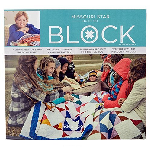 (Block Holiday 2014 - Quilting Idea Book)