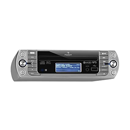 premier taux les ventes en gros sélectionner pour l'original AUNA KR-500 CD Kitchen Radio - Substructure Radio, CD, Internet, WiFi, AUX,  USB, Spotify Connect, Network Streaming, LCD Display, Operation via ...