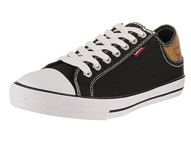 Levi's Men's Stan Buck Black/Brown Casual Shoe ...
