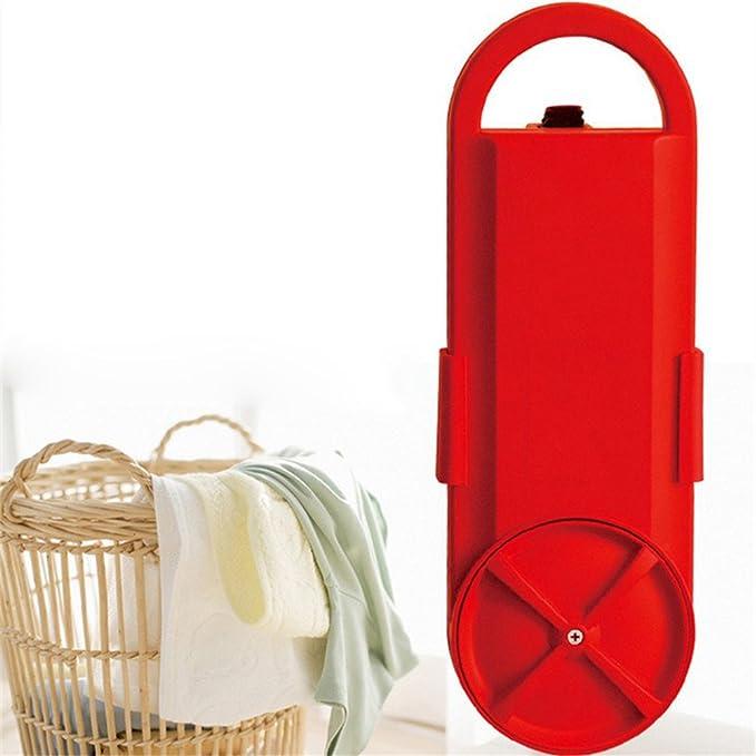 Kangsur Mini-Lavadora Portátil Temporizador Uso Sencillo Carga ...
