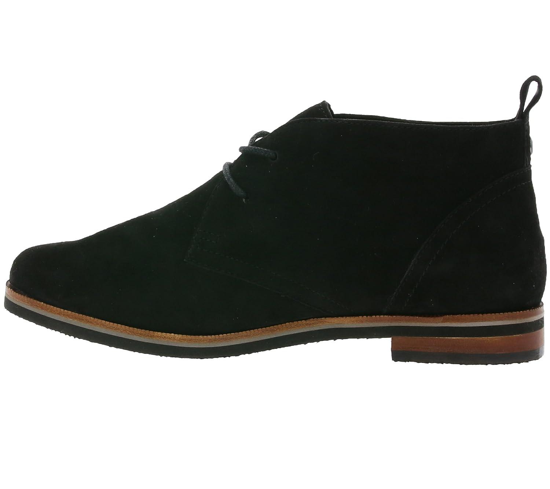 Stiefeletten CAPRICE - 9-25100-29 Black Suede 004 7UpDUWg
