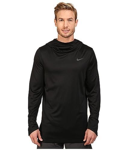 6e1b80bcb289 Amazon.com   Nike Elite Basketball Hoodie Black Black Iridescent Mens  Sweatshirt   Everything Else