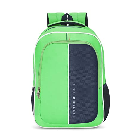 4c2ca04a452f Tommy Hilfiger Marble Hill Polyester Green Children s Backpack (TH BTS06MRH)