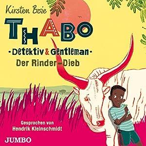 Der Rinder-Dieb (Thabo - Detektiv und Gentleman 3) Hörbuch