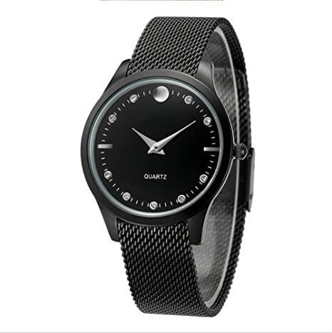 GAOY Watch Relojes Señora Reloj De Moda A Prueba De Agua Diamante Brillante Cuarzo Análogo Delgado