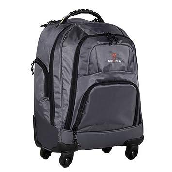 074946f217d Take it Easy Rucksack Trolley Bag Grau: Amazon.de: Koffer, Rucksäcke ...