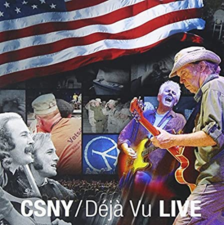 CSNY/Deja Vu Live by Crosby Stills Nash & Young Audio CD: Crosby ...