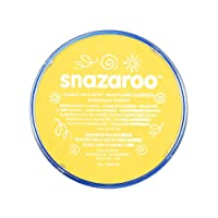 Snazaroo 18ml Non Toxic Face Paint (41 Colours)