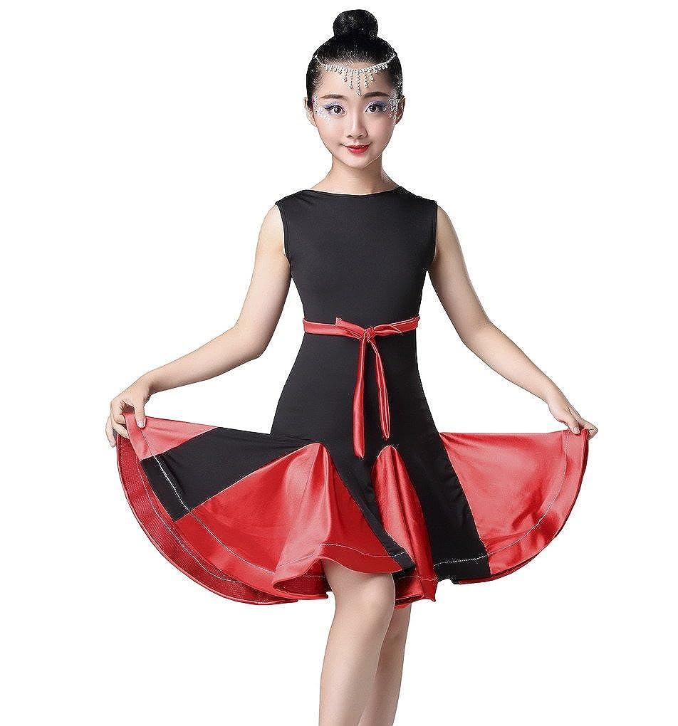 Etopfashion Girls Tulle Ballet Dance Leotard Tutu Skirt Tiered Princess Dress