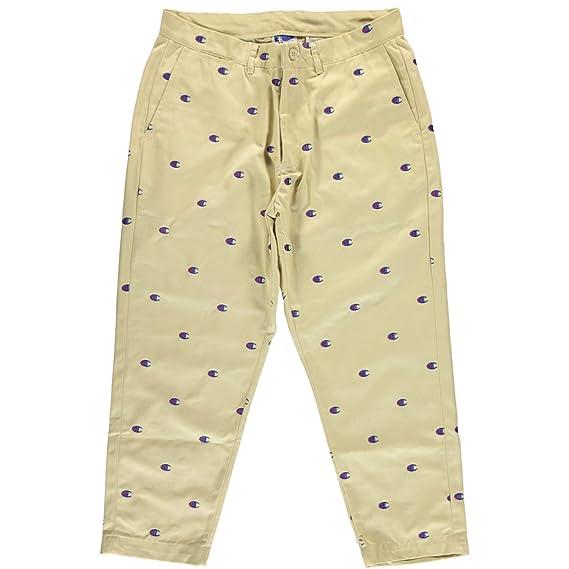 a73066b63e5a Champion Reverse Weave x Beams Straight Hem Chino Pants Stone - Large