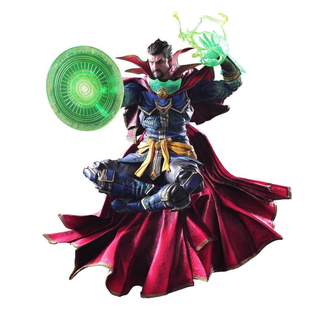 Xiao Yu Avengers, Dr. Strange, Bewegliche Gelenke, Spielzeugornamente, PVC Umweltfreundliche Materialien