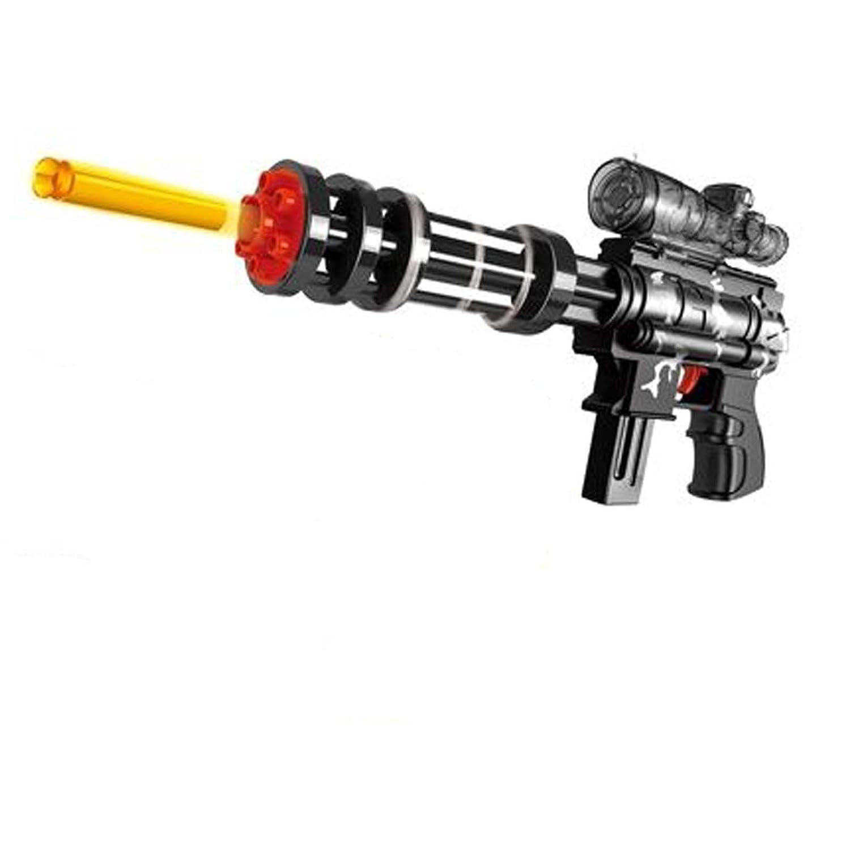 2en 1perlas de agua crystal & Pistola de disparo de dardos de espuma para niños juguete de regalo de los niños por Trimming Shop