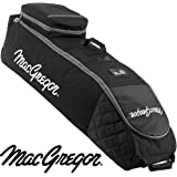 MacGregor 50% OFF XL DELUXE WHEELED PADDED GOLF BAG FLIGHT TRAVEL COVER