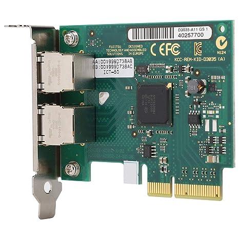 Controlador Ethernet Gigabit de Doble Puerto, Tarjetas de ...