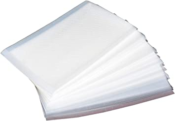 300Pcs 8x12 Quart Vacuum Sealer Bags 4mil Embossed FoodSaver Food Storage Bags