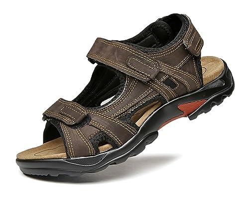 b880604fd5cd Respeedime Men s Flexible Outdoor Sandals Durable Summer Shoes   Amazon.co.uk  Shoes   Bags