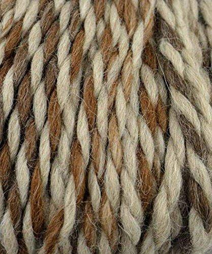 Plymouth Baby Alpaca Grande Hues 100 Baby Alpaca Yarn 4009 Roebuck Mix (Yard 110 Yarn)