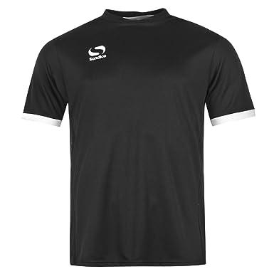 fe5d1d911b4 Sondico Mens Fund Football Top: Amazon.co.uk: Clothing