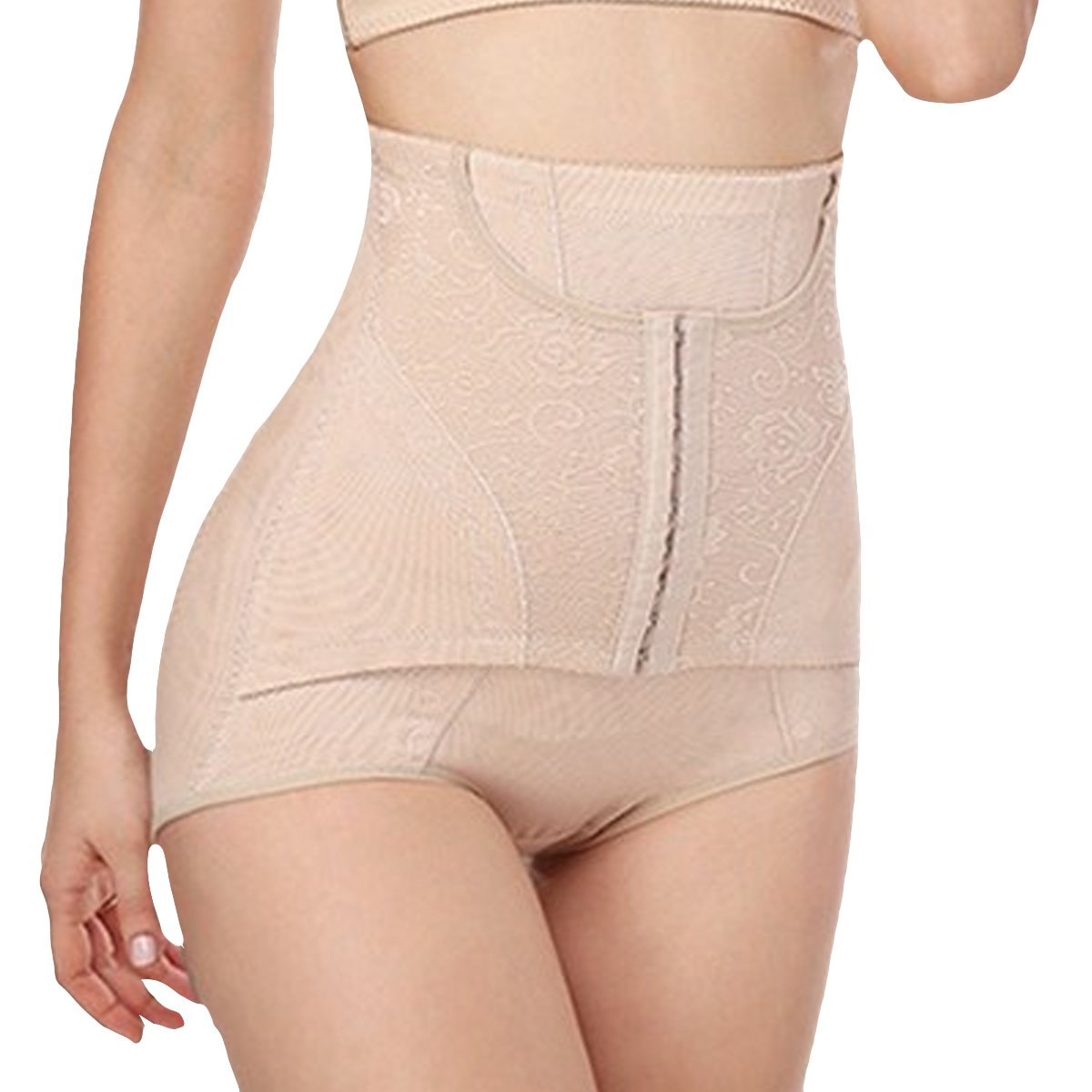 Aivtalk Postpartum Support Girdle Waist Tummy Control Panty with Adjustable Hook