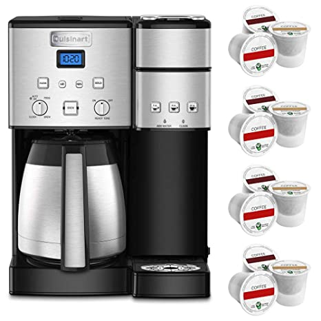 Amazon.com: Cuisinart SS-20 - Cafetera térmica de 10 tazas ...