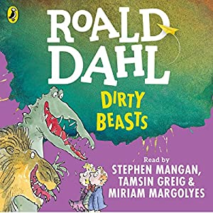 Dirty Beasts Audiobook