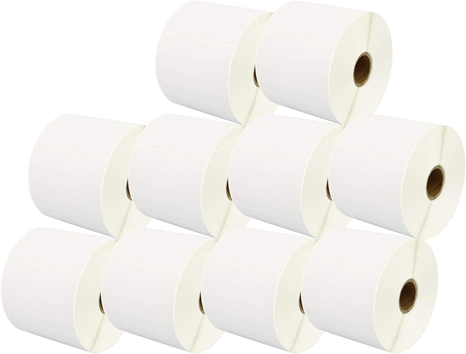 1000 Labels per Roll for Zebra Type Printers 5,000 Compatible Zebra 76mm x 51mm White Direct Thermal Labels FIVE ROLLS