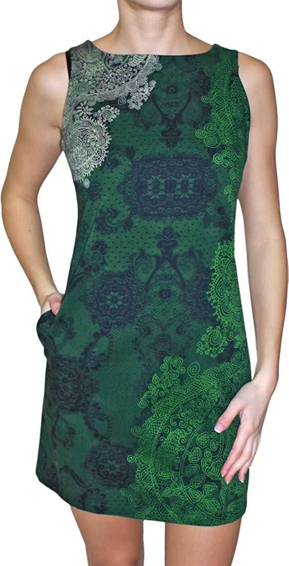 Desigual Discount mail order Women's Dress Special price for a limited time Noujau