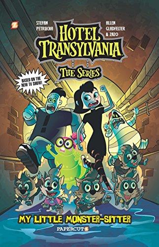 Hotel Transylvania Graphic Novel Vol. 2: My Little Monster-Sitter (Hotel Translyvania)