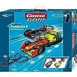 Carrera Go!!! - 20062342 - Circuit De Voiture - Formula E Ii